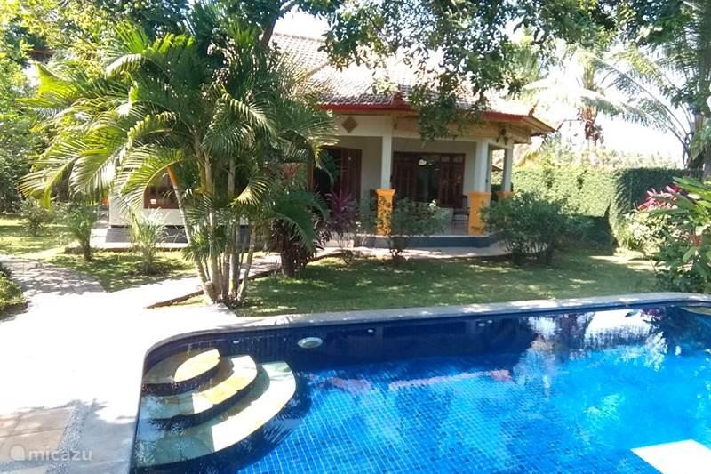 Vakantiehuis Indonesië, Bali, Lovina Vakantiehuis Rumah Satu