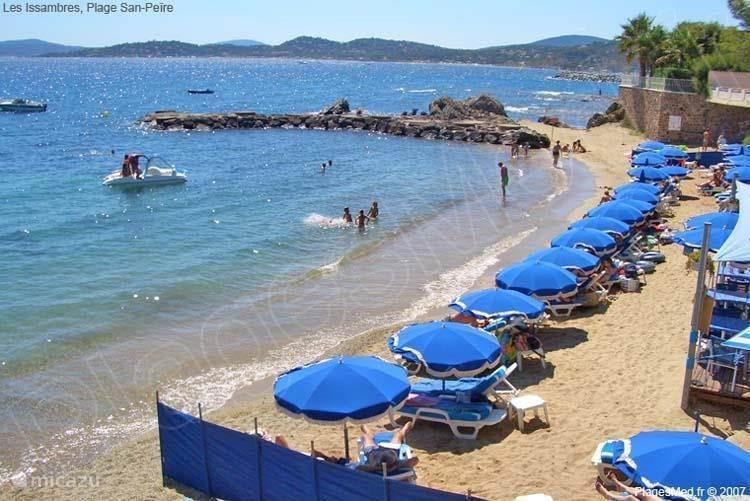 Stranden Middellandse Zee