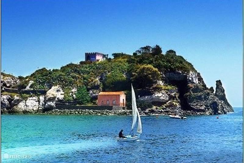 Vakantiehuis Italië, Sicilië, Acitrezza Bungalow Casa Bedda Acitrezza