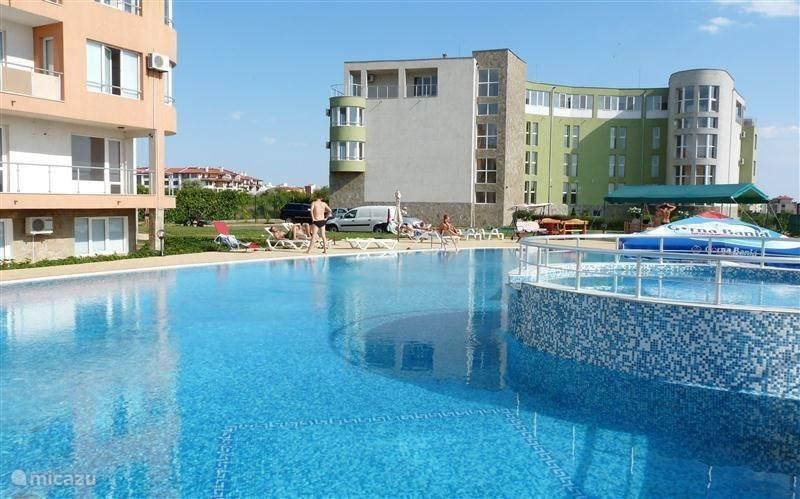 Vacation rental Bulgaria – apartment Apartment Sunny Beach, Bulgaria