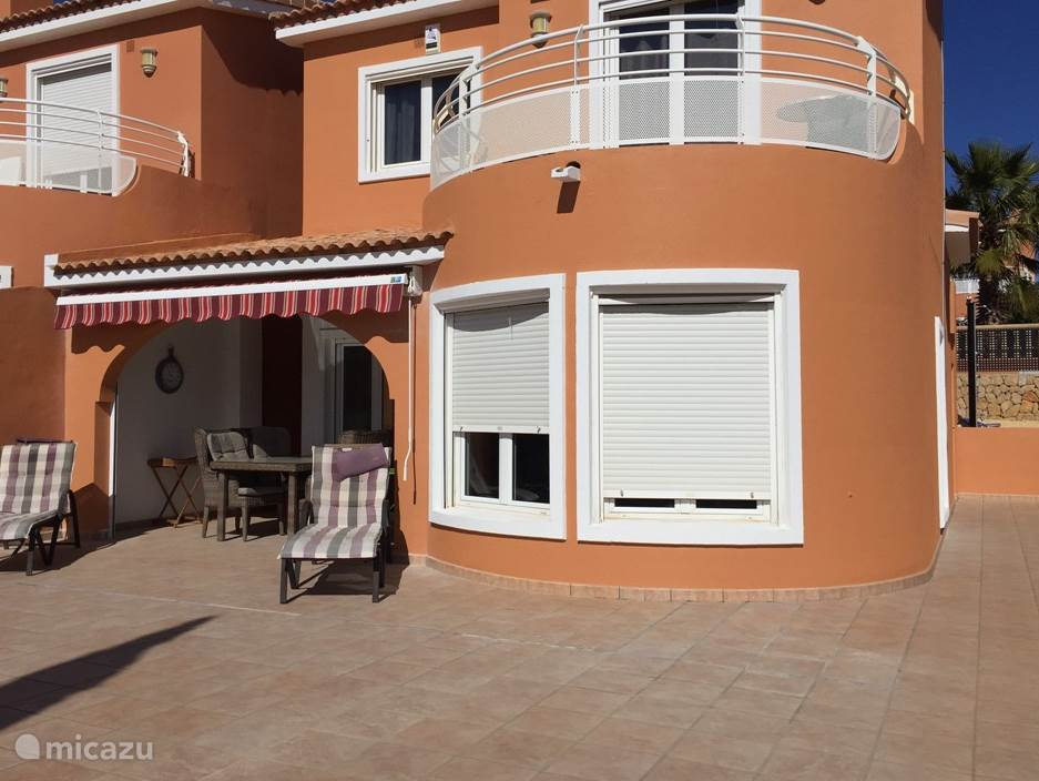 Vakantiehuis Spanje, Costa Blanca, Gata de Gorgos vakantiehuis Casa Mateo