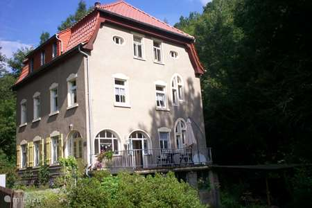 Vakantiehuis Duitsland – vakantiehuis Rosa's Garten