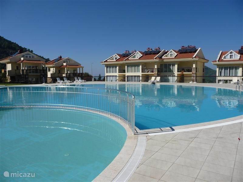 Vakantiehuis Turkije, Lycische Kust, Ovacik - Hisaronu Appartement Orkapark - Y3