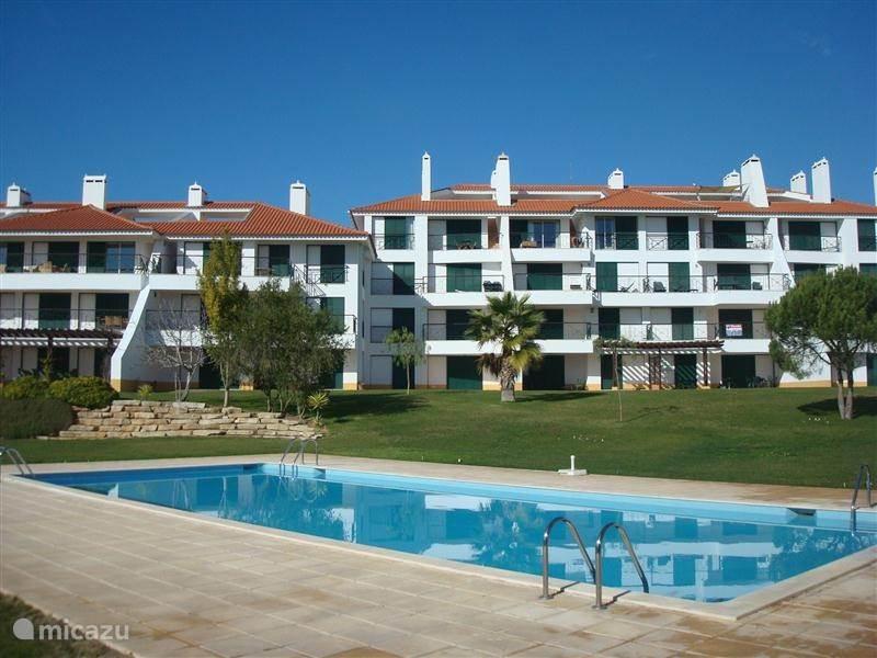 Vakantiehuis Portugal, Algarve, Quarteira appartement Apartement Vila Sol Golf
