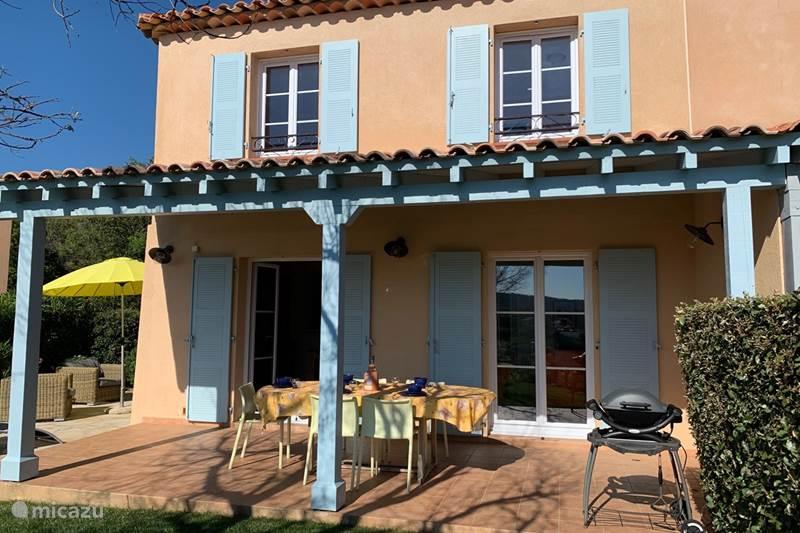 Vakantiehuis Frankrijk, Côte d´Azur, Les Issambres Villa Villa Les Coralines