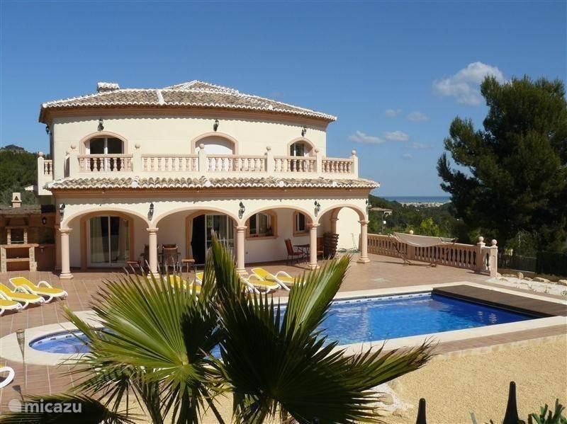 Vakantiehuis Spanje, Costa Blanca, Javea villa Villa Flor