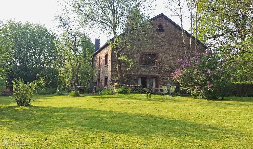 Vacation rental Belgium, Ardennes, Odrimont farmhouse Sur les Fontaines