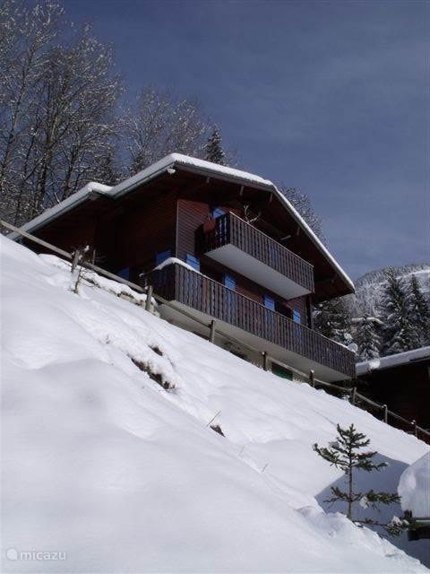 Vacation rental France, Haute Savoie – chalet Le Ciel Bleu