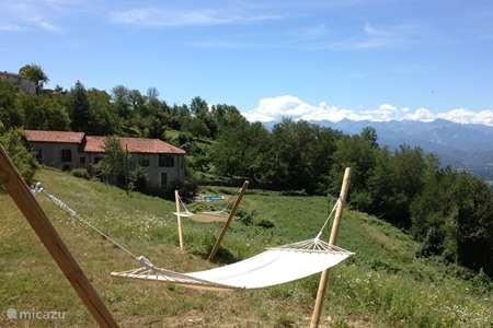 Ferienwohnung Italien, Piemont, Castellino Tanaro appartement Casa Ochetto 2-10 p