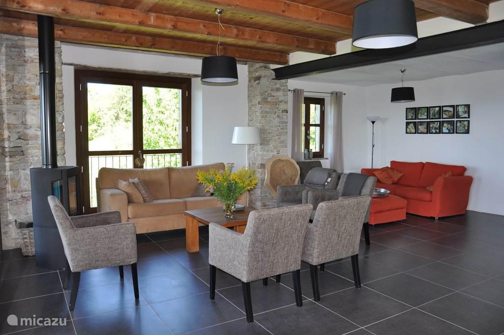 Vakantiehuis Italië, Piëmont, Castellino Tanaro Appartement Casa Ochetto 2-10 personen