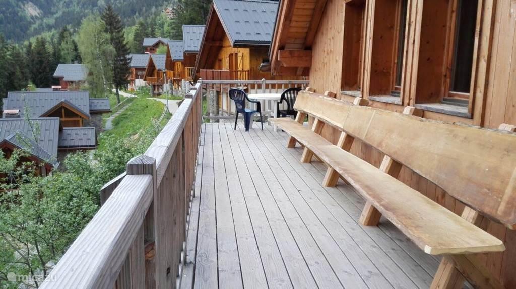 Vakantiehuis Frankrijk, Isère, Oz-en-Oisans Chalet Grandioos gerestyld chalet (200m2)