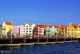Willemstad met o.a. de pontjesbrug en de wereldberoemde Handelskade bereikt u binnen 20 minuten.