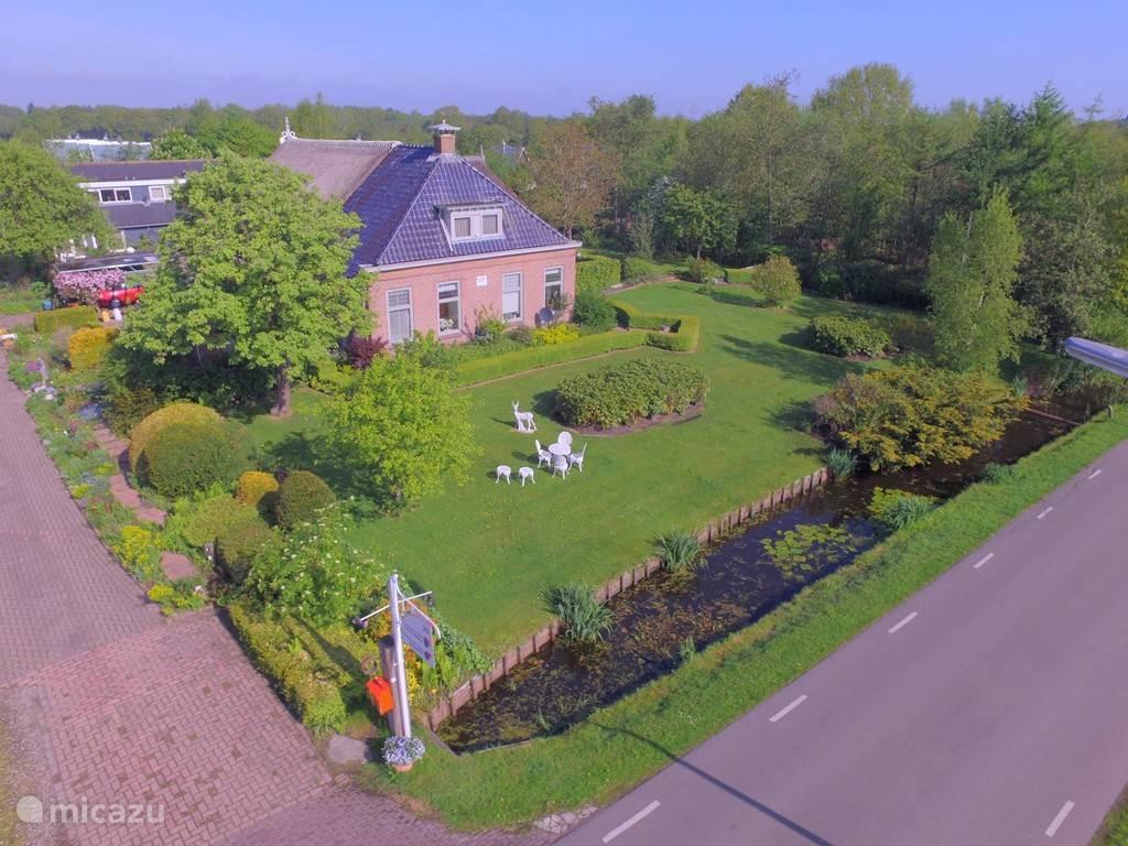 Vakantiehuis Nederland, Friesland, Twijzelerheide Bungalow Het Farm-House Green-Park.