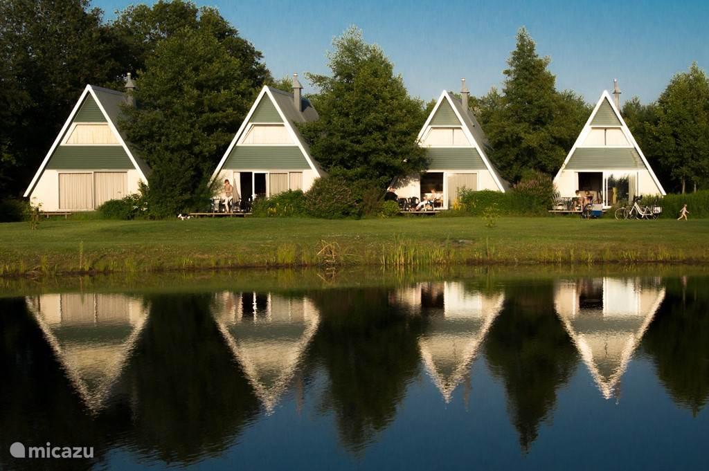 Vakantiehuis Nederland, Friesland, Twijzelerheide bungalow Het Farm-House Natuurpark!