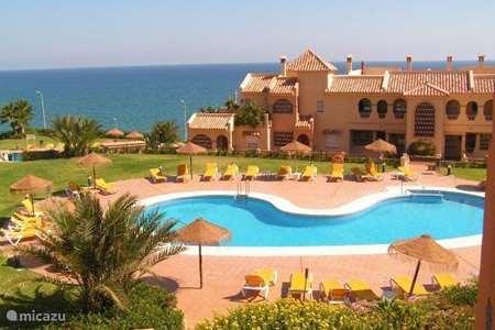 Vakantiehuis Spanje, Costa del Sol, Nerja - appartement Residentie La Joya