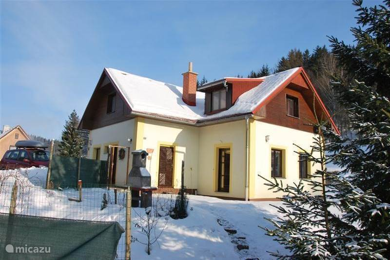 Vacation rental Czech Republic, Giant Mountains, Rudnik Holiday house Arnultovice holiday home