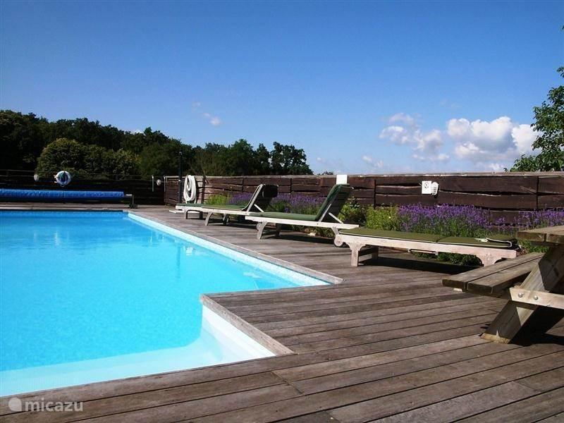 Vakantiehuis Frankrijk, Dordogne, Beaumont-du-Périgord villa Les hauts de St. Jean