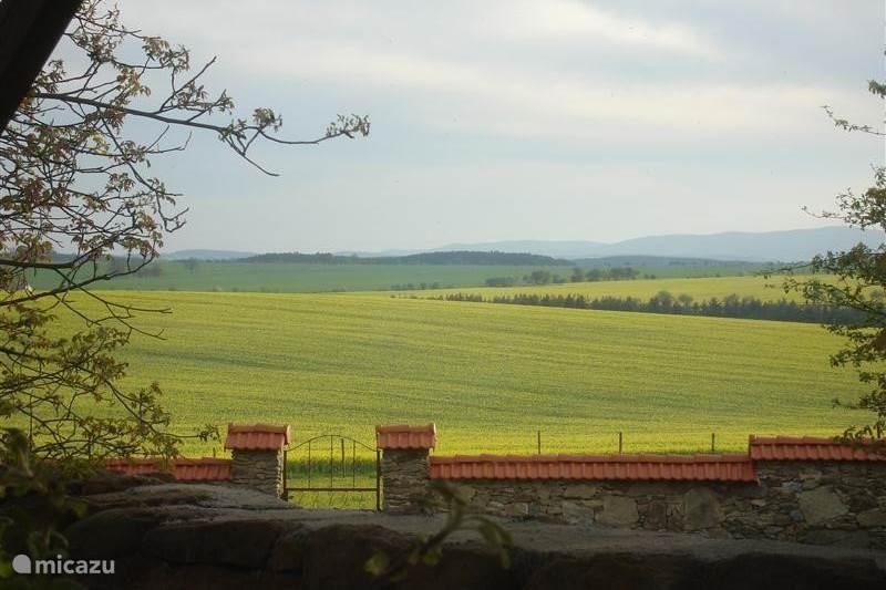 Vacation rental Czech Republic, West Bohemia, Stankov Farmhouse The Holy Cow