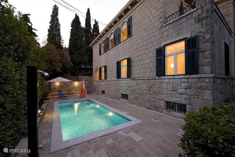 Vacation rental Croatia, Dalmatia, Split - villa Villa Verde