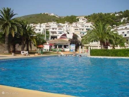 Vakantiehuis Spanje, Costa Blanca, Moraira Penthouse Puig 5