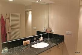 mooie ruime badkamer