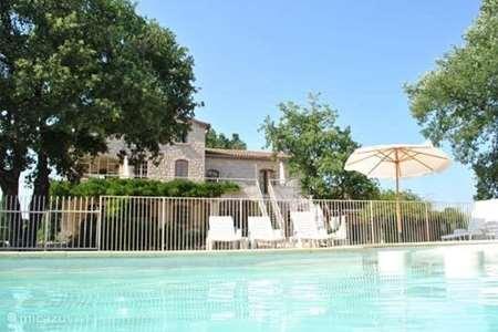 Vakantiehuis Frankrijk, Gard, Barjac - geschakelde woning Domaine de Cassagnole