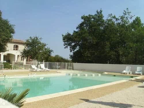 Vakantiehuis Frankrijk, Languedoc-Roussillon, Barjac Geschakelde woning Domaine de Cassagnole