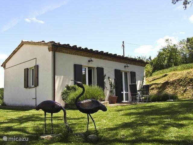 Vakantiehuis Italië, Marche, San Ginesio - appartement Azienda Cerqueto - Casa Capanna