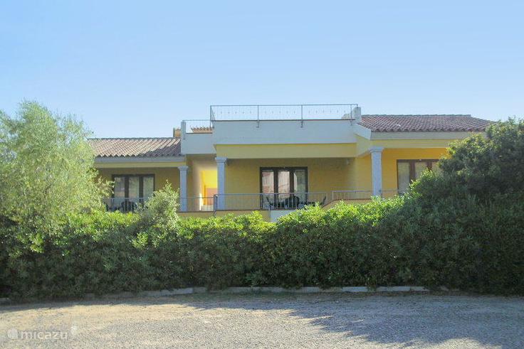Vacation rental Italy, Sardinia – apartment Villadeiana 2 rooms
