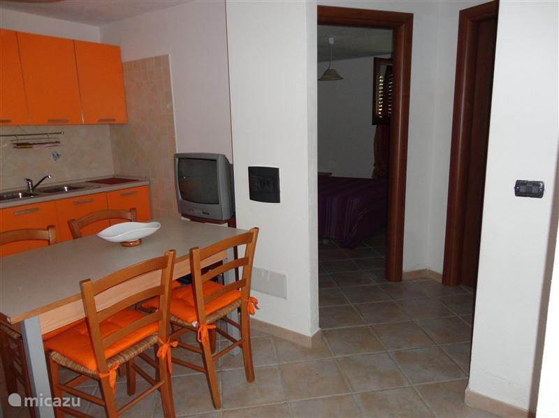 Vakantiehuis Italië, Sardinië, Budoni Appartement Villadeiana 2 kamers