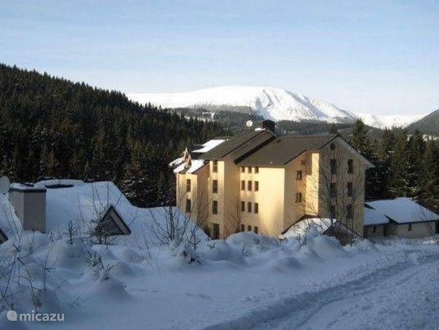 ski resort Poustevnik