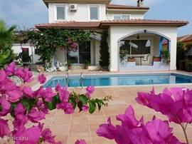 alleenstaande Villa met prachtige panoramische gezichten