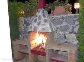 prachtige barbeque