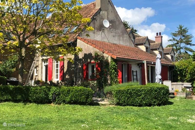 Vacation rental France, Loire, Sancerre  Gîte / Cottage LesJoursHeureux near Sancerre/Loire