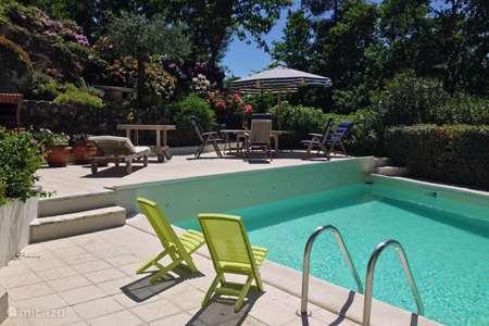 Vacation rental Portugal, Beiras, Casfreires villa Holiday Villa Casa Renate