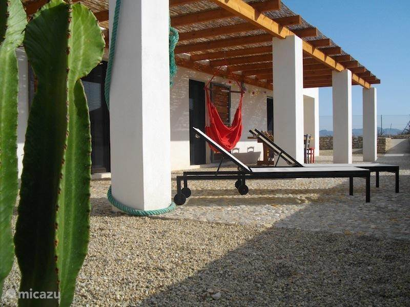 Vakantiehuis Spanje, Andalusië, Fernan Perez (Nijar) Villa Familievakantiehuis