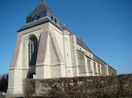 grote kerk in Scherpenisse