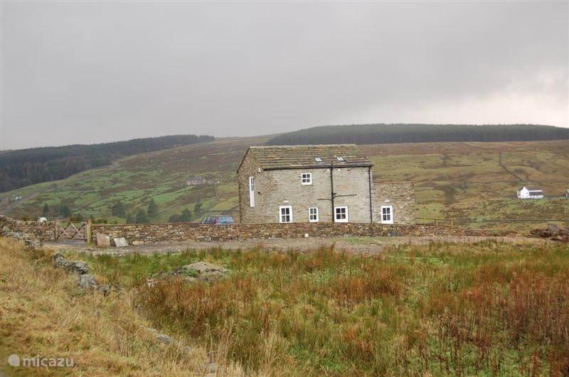 A small barn in Cumbria