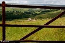 a small barn on Alston Moor