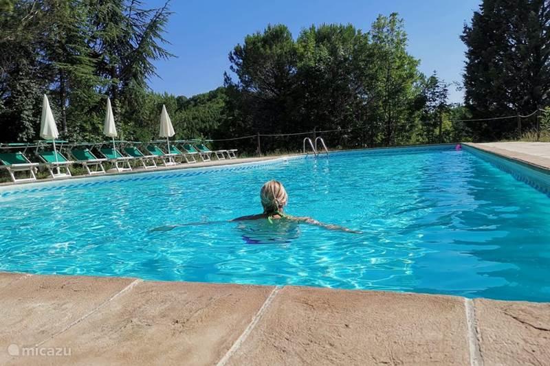 Vakantiehuis Italië, Marche, Urbino Bed & Breakfast Villa Marsi In Le marche