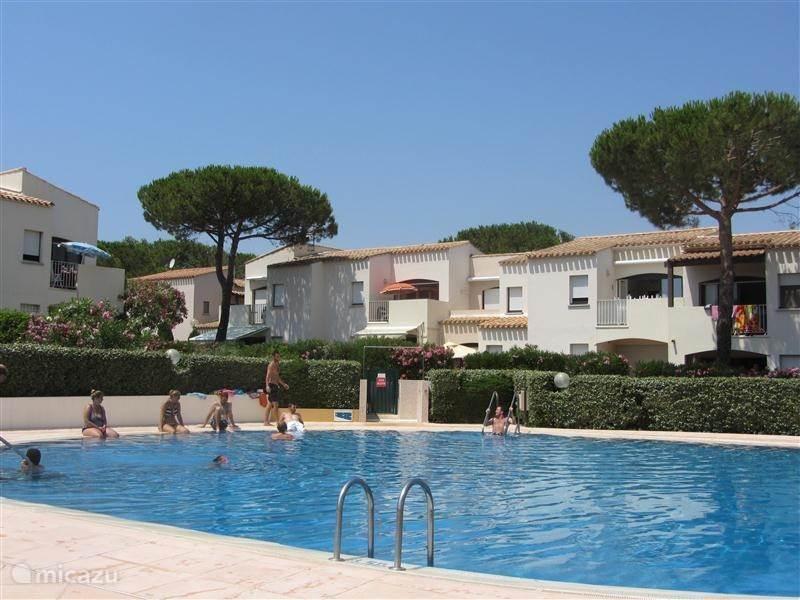 Vakantiehuis Frankrijk, Hérault, Cap d'Agde Appartement Vak. park Résidence Port Lano