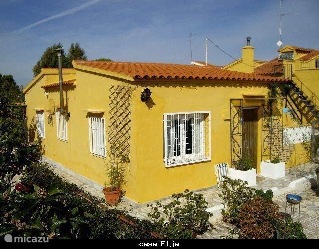 Vakantiehuis Spanje, Valencia – vakantiehuis Casa Elja