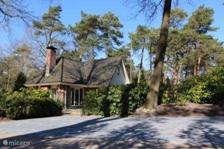 Vakantiehuis Nederland, Gelderland, Beekbergen bungalow Veluwe 6pers rollator/rolstoel, WiFi