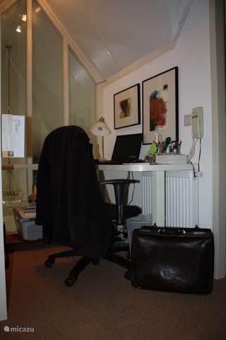 comfortabele en efficiënte werkhoek