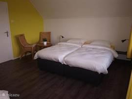 'Summer' slaapkamer 3 personen op de eerste verdieping