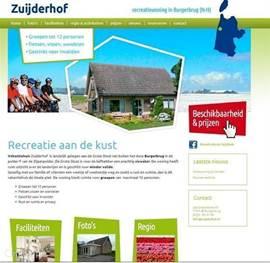 Neem ook gerust een kijkje op onze website: WWW.ZUIJDERHOF.nl