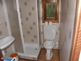 badkamer met heerlijke douche
