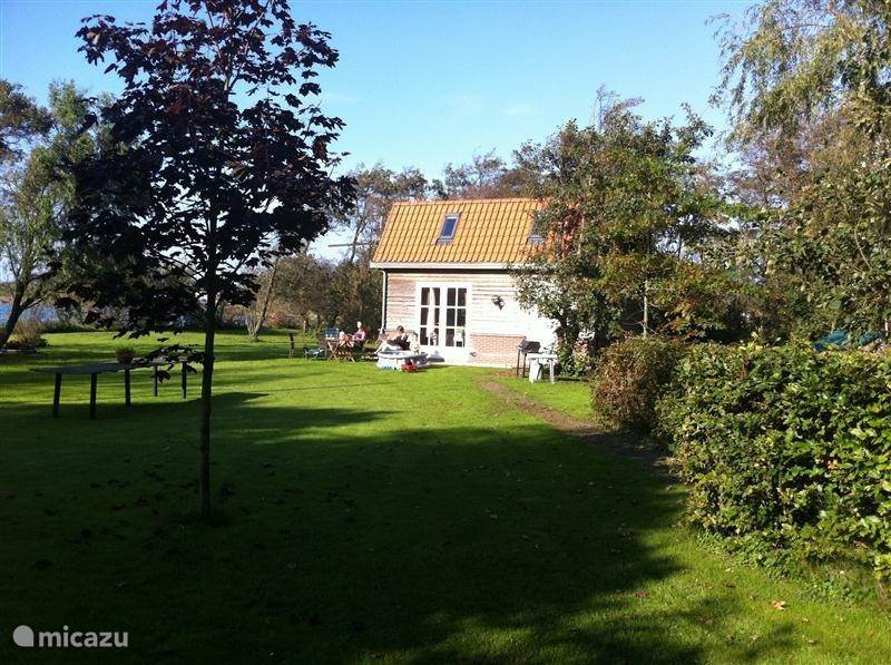 Vacation rental Netherlands, North Holland, Spaarndam - holiday house On the Beautiful Nel