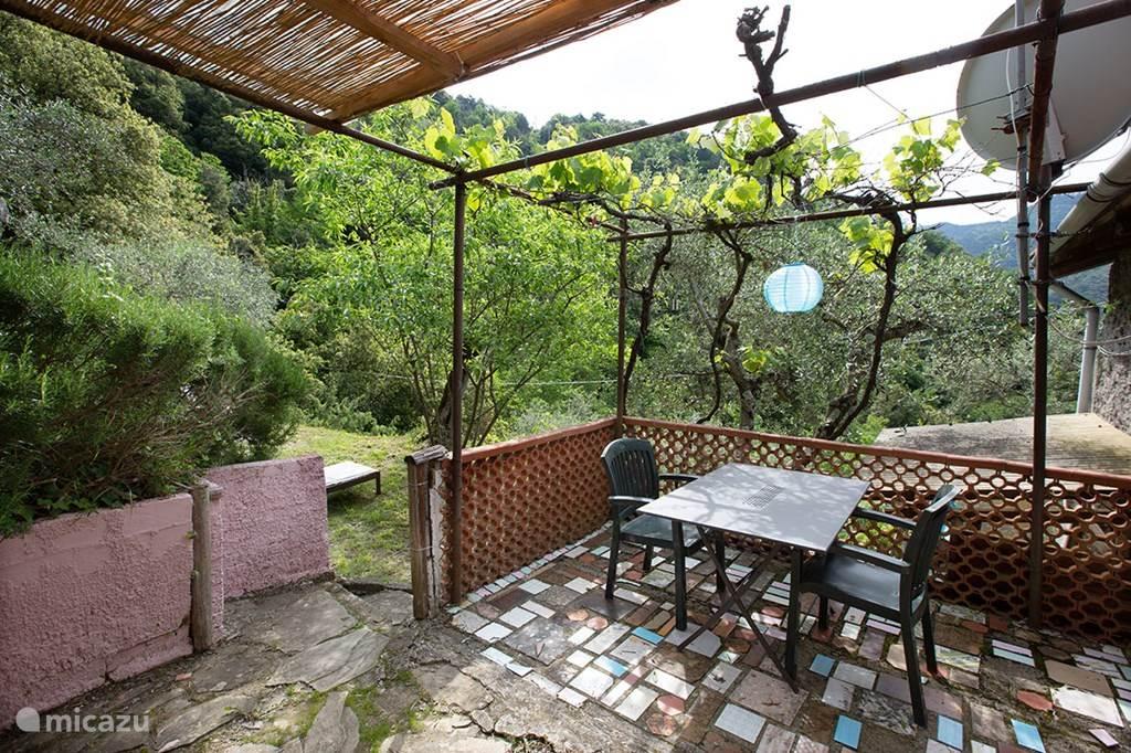 Vakantiehuis Italië, Ligurië, Pigna Vakantiehuis Casa Righigna