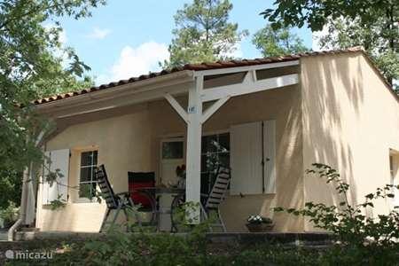 Vakantiehuis Frankrijk, Charente, Brossac bungalow Maison Deux